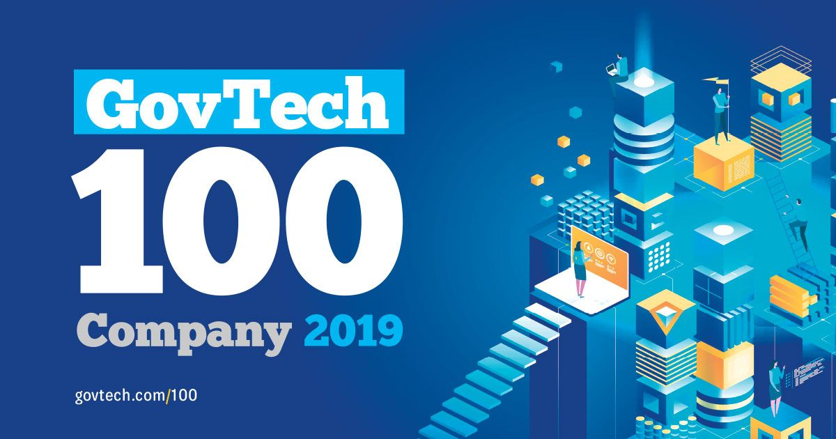 GovTech 100 List For 2019