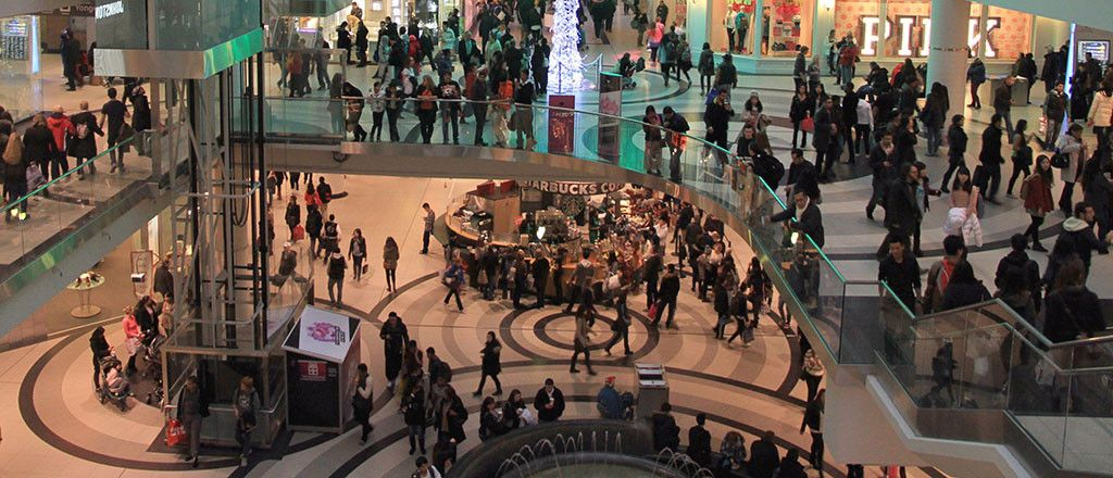 Making our malls great again with data