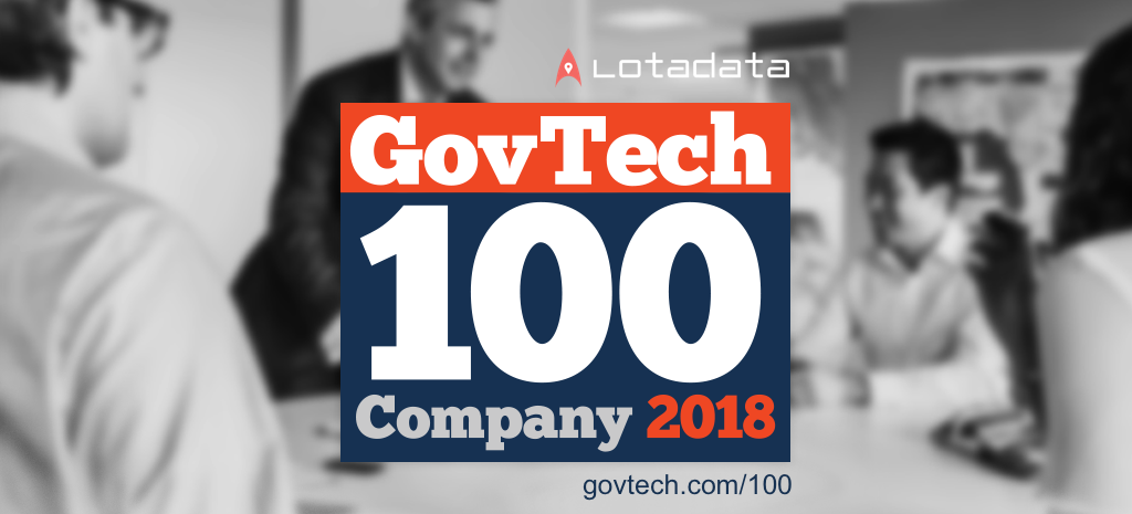 GovTech Top 100 List for 2018