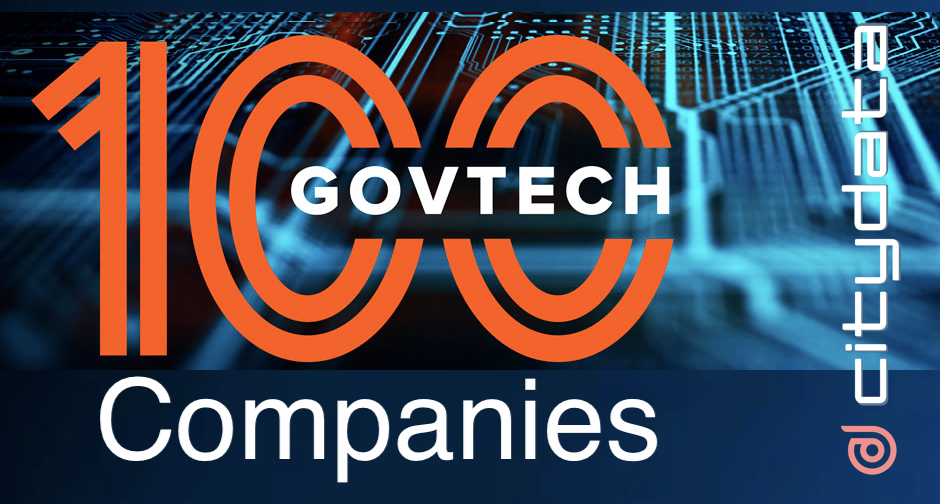 The Top-100 GovTech Shining Stars of 2021